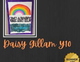 Dgillam runner up