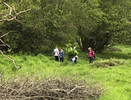 Year 12 Wolverley Marsh Visit